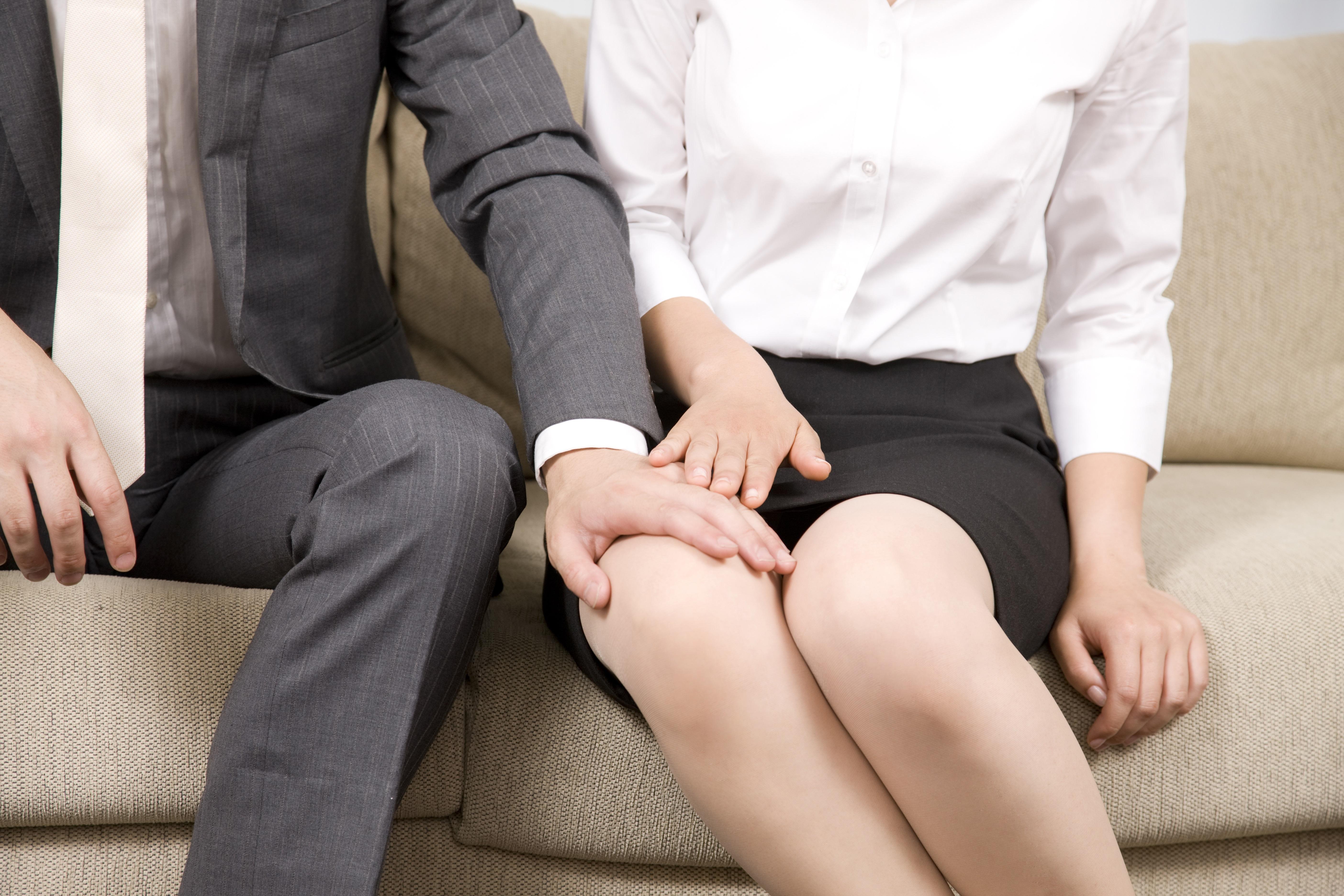Assédio sexual no ambiente de trabalho
